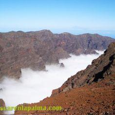 Garafia - Roque de Los Muchachos. Isla de #LaPalma #canarias. - Mar de nubes