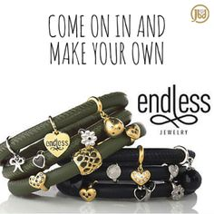 Have you made your own #Endless bracelet yet?