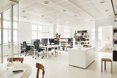 Sisustusarkkitehdit Fyra | office design