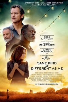 Watch Same Kind of Different as Me 2017 Full Movie Free