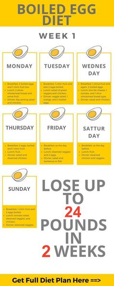 Our most popular diet is The 2 Week Diet – The Egg Diet with 12lbs lost in 7 days on average! Have you tried it yet?