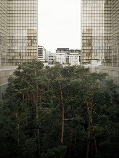 Dominique Perrault Architecture, hiepler, brunier, · Bibliothèque nationale de France