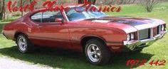 1972 Oldsmobile 442 Hard Top