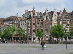 Ghent, one of Belgium's most beautiful communities features medieval buildings, canals and a host of tourist attractions.