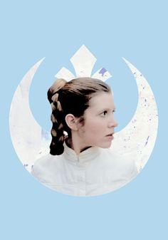 Princess Leia Organa - Rebel Leader