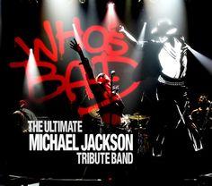 """Sexta dia 18 as 21:30h #Recife e  #Teatro da UFPE recebe o super espetaculo Who's Bad - Um tributo a Michael Jackson. INGRESSOS: PLATÉIA INTEIRA: R$ 100 PLÁTEIA MEIA: R$ 50  BALCÃO INTEIRA: R$ 80 BALCÃO MEIA: R$ 40 Em 2004, o grupo Who's Band hipnotizou um pequeno grupo de amigos e amantes da música  em um clube acanhado em Chapel Hill, Carolina do Norte. Mais que um show, a banda apresentou um Tributo. Desde então Who's Bad foi intitulado de """" The Ultimate Michael Jackson tribute Band"""""""