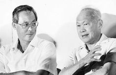 ESM Goh Chok Tong on Mr Lee Kuan Yew's 'most awesome' speech in Parliament
