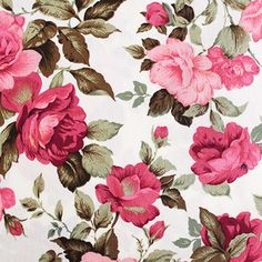 Ruby Floral