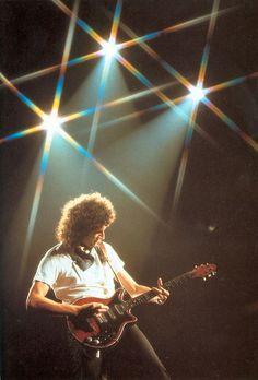 Brian | Queen's Hot Space Tour - Photo: David Baxter/Flickr