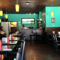 hogtown vegan - inside City Restaurants, Vegan Restaurants, Places Ive Been, Eat, Home Decor, Decoration Home, Room Decor, Interior Design, Home Interiors