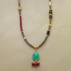 GLOBETROTTER NECKLACE - New Arrivals - Jewelry | Robert Redford's Sundance Catalog