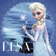 Disney Frozen Elsa | Ravensburger puzzel Disney Frozen Elsa, Anna en Olaf (3x49)