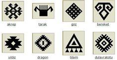 Türk kilimlerinin motifleri, desenleri ve anlamları / Faydalı Bilgiler / İlginç / Esquire Türkiye