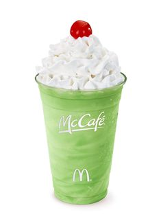 Celebrate St. Patty's Day Shamelessly with this Slimmed Down Shamrock Shake