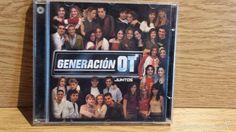 GERERACIÓN OT. JUNTOS. CD / VALE MUSIC-2003. 15 TEMAS / CALIDAD LUJO