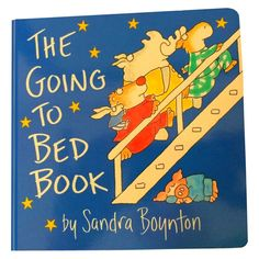 Simon & Schuster The Going To Bed Book By Sandra Boynton
