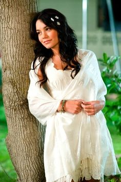Vanessa Hudgens in High School Musical 1-3. It may seem silly to some, but I loved the fun and colorful clothes they wore, without it being trashy or risqué, but very classy.