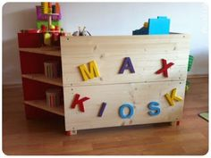 normal geht anders kaufladen selber bauen kinder pinterest. Black Bedroom Furniture Sets. Home Design Ideas