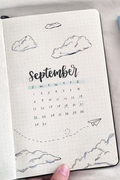 If you're changing up your theme for the month, check out these awesome paper plane themed bullet journal spreads and layouts for inspiration! Bullet Journal Paper, Creating A Bullet Journal, Bullet Journal Cover Ideas, Self Care Bullet Journal, Bullet Journal Lettering Ideas, Bullet Journal Notebook, Bullet Journal Aesthetic, Bullet Journal School, Bullet Journal Spread