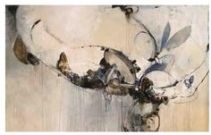 Assemblage Giclee on Canvas
