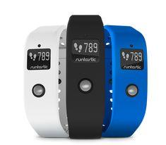 Runtastic Orbit - 24-hour Fitness Tracker. Tracks walking, sleep, calories burned. 8 Colors