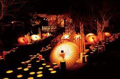 九州で大人気!熊本県の山鹿・平山温泉で訪れたい!冬灯り&立ち寄りスポット5選