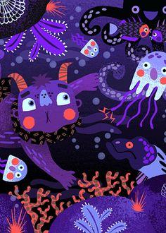 Underwater World by Marijke Buurlage