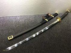 Samurai Concept, Weapon Concept Art, Samurai Art, Samurai Swords, Katana Swords, Pretty Knives, Cool Knives, Swords And Daggers, Knives And Swords