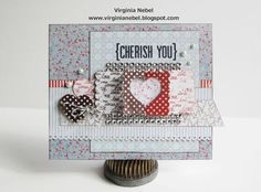 More Valentine's Day inspiration with Virginia Nebel