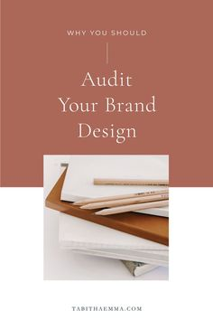 Why you need to Audit your Brand Design Identity Design, Brochure Design, Brand Identity, Visual Identity, Create A Brand Logo, Creating A Brand, Creative Business, Business Tips, Online Business