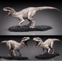 Model Indominus rex. Oh God, where can I get this?