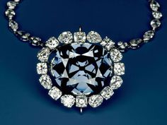 Probably the most famous diamond in the world, the Hope Diamond now resides in the Smithsonian, but over the centuries, several people who came in contact with the diamond came to unsavory ends. Many committed suicide, others were torn to pieces by wild dogs or French mobs, and many others died in prison.