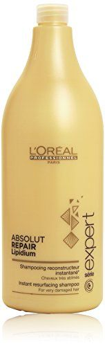LOreal Professional Serie Expert Absolut Repair Lipidium Shampoo 507 Ounce -- Be sure to check out this awesome product.
