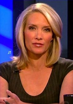 Dana Perino has awesome hair! Love those layers!