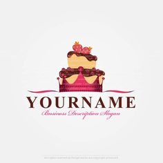 1000 Ideas About Cake Logo On Pinterest Cupcake