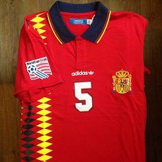 37 mejores imágenes de Camisetas Selección Española