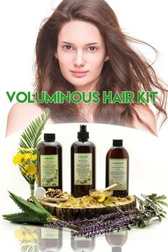 Your hair texture will improve over time and have more volume and bounce. We selected our favorite products to deliver volume while nourishing and protecting your hair. Nutritive rich ingredients with vitamins and anti-oxidants feed your scalp for thicker, fuller and healthier hair. https://justnutritive.com/voluminous-hair-kit/
