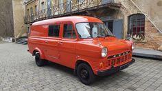 Ford Transit Олдтаймер H-допуск TüV neu tip top как фургон/микроавтобус в Ротвайль