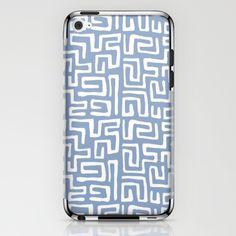 African Style N.1 iPhone & iPod Skin
