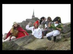 Marianne & Les Petits Grands de l'Histoire de France - YouTube