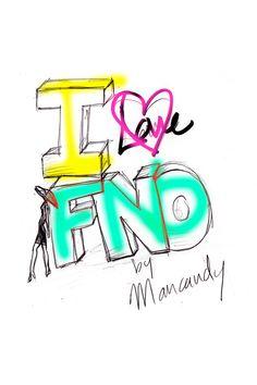 Me encantó el Sketch de Mancandy para FNO México