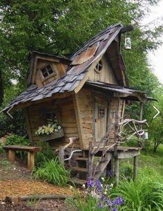 Alice house from wonderland