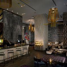 Hotel Bars: Living Room Bar, Miami Beach