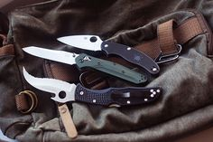 Lefty? The Best Left-Handed EDC Knives to Get Your Hands On | More Than Just Surviving | Survival Blog | Preppers & Survivalists | Gear & Knives