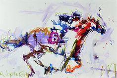 Robert Joyner - Horse Racing
