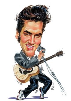 Elvis Presley Cartoon | http www 4shared com file c2b3vskk elvis presley rare elvis