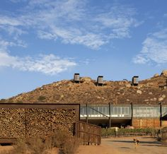 MEXICO | Hotel Endemico | Endemico, Spanish for endemic, meaning native to a specific region or environment, was designed to highlight the isolation of the desert, singling out the areas indigenous qualities