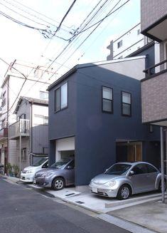 알찬 공간 활용 아이디어가 가득한 협소 주택 (출처 Juhwan Moon)