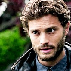Oh the Huntsman...feel free to hunt me down anytime Mr Dornan