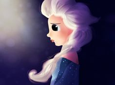 Queen Elsa by PrettyWing on DeviantArt